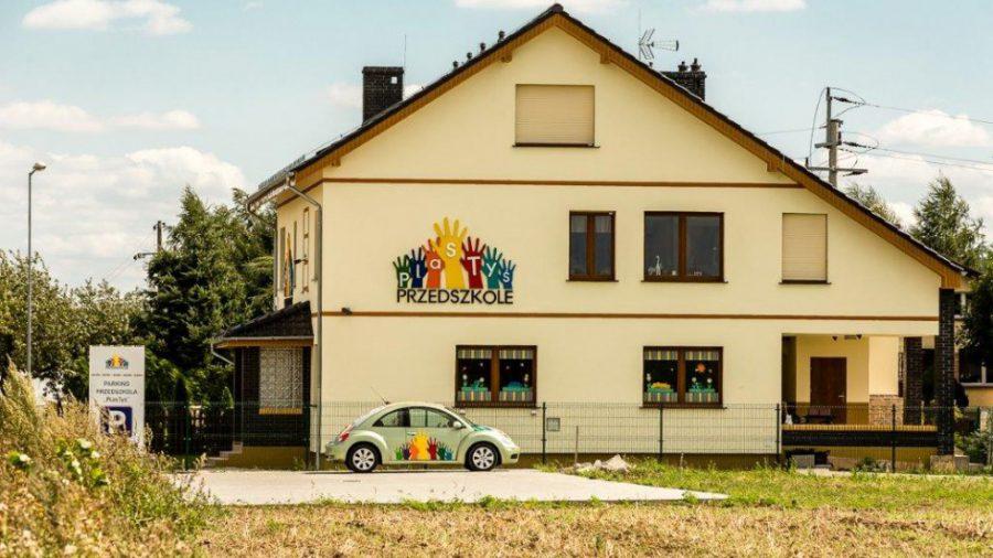 Przedszkole w Tulcach