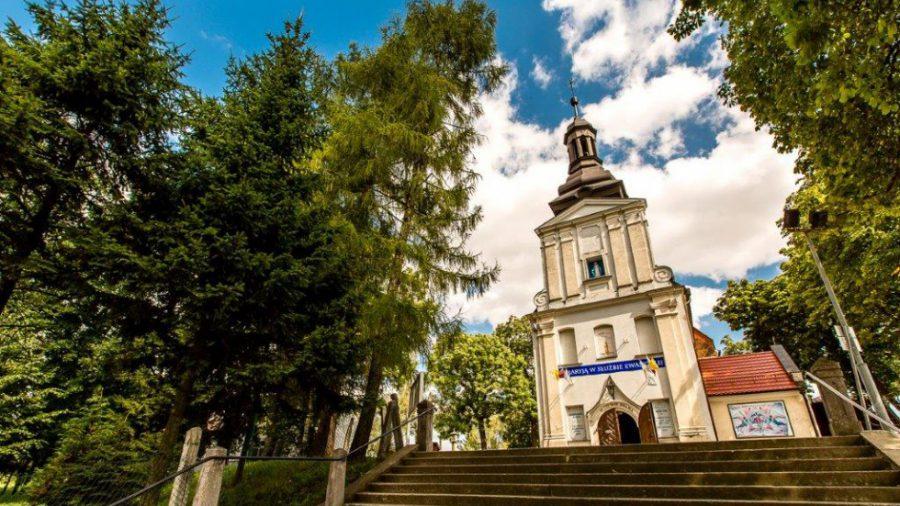 Sanktuaruium w Tulach