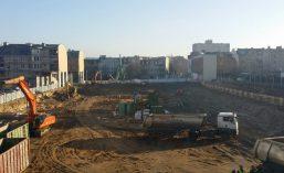 16 GRUDZIEŃ 2014 Kamienica Jeżyce - Budowa
