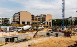 20 MAJ 2015 Kamienica Jeżyce - Budowa