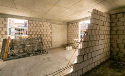 12 PAŹDZIERNIK 2015 Kamienica Jeżyce - Budowa - wrzesień