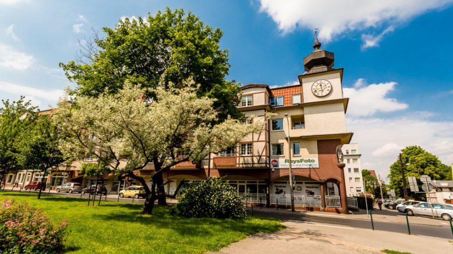 Architektura ul. Kościelnej