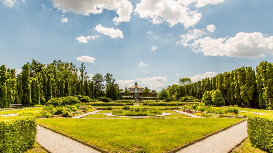 Park Sołacki, Jezioro Rusałka, Ogród Botaniczny – tak blisko Kamienicy Jeżyce…