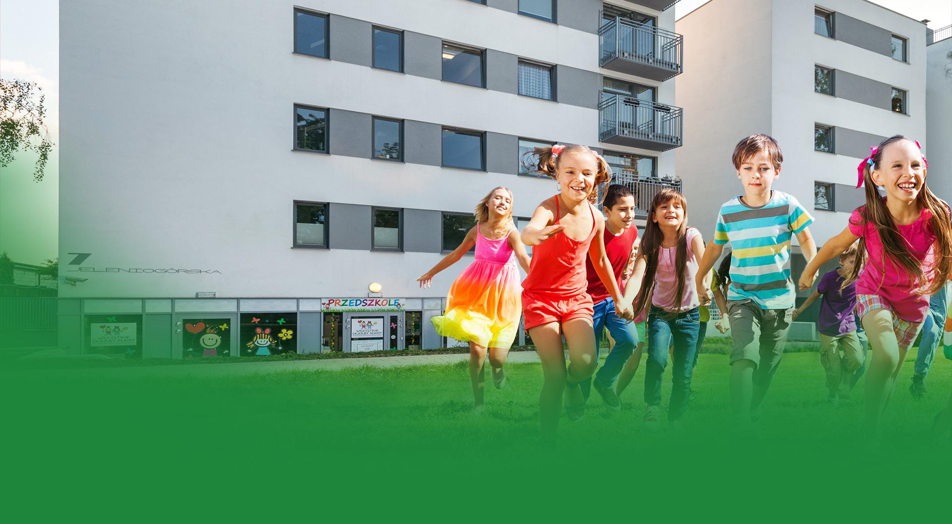 młodygrunwald banner4 Przedszkole