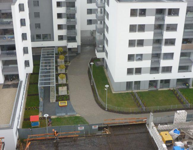 9 LIPIEC 2014 Zdjęcia z budowy